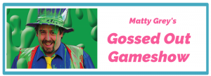 matt grey grossed out gameshow