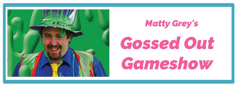 matt grey grossed out gameshow