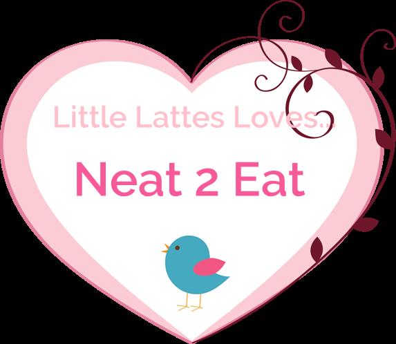 Neat 2 eat heart
