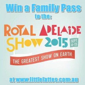royal show giveaway