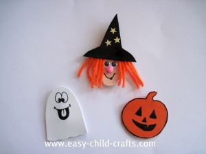 Halloween Craft 3 Easy Crafts For Kids