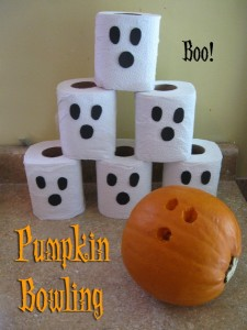 halloween-craft pyssel-dekorera-lek-party-barnpyssel-inspiration-tips-bowling