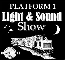 platform 1 light and sound show