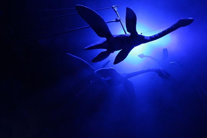 prehistoric aquarium 3