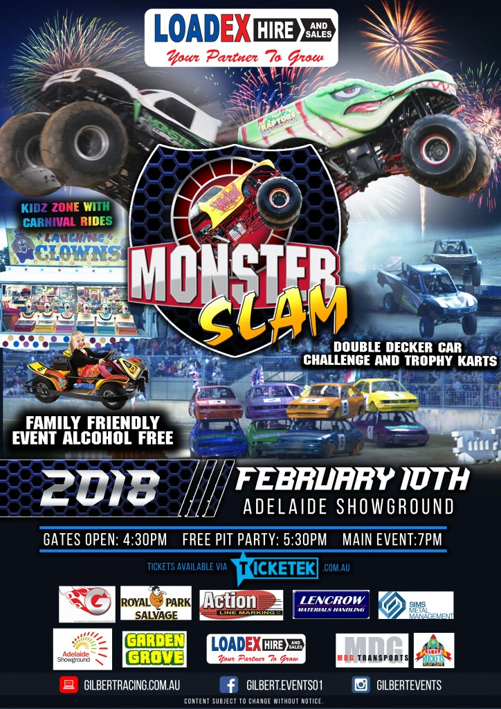 monsterslam poster