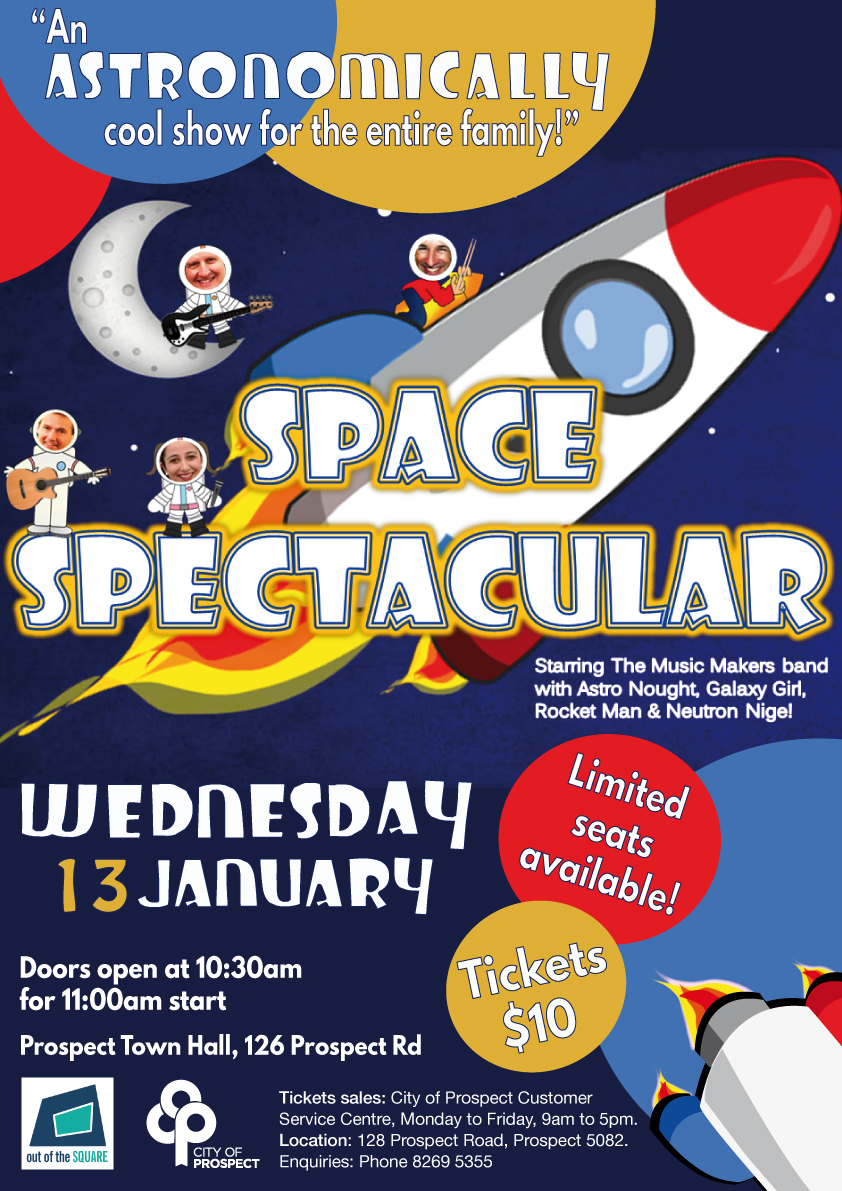 space spectacular 1