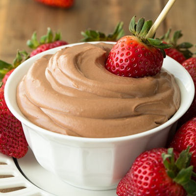 Nutella-Cheesecake-Dip-Recipe