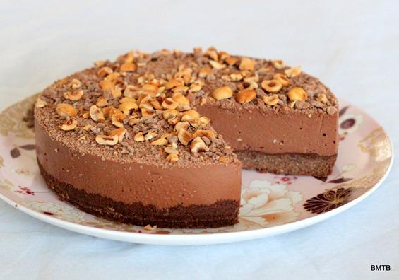 Nutella No Bake Cake Recipes