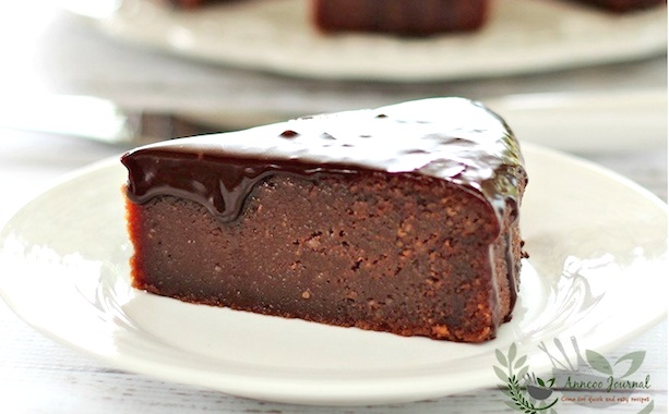 Rum And Chocolate Mud Cake