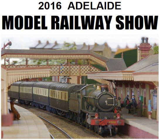 2016 model railway