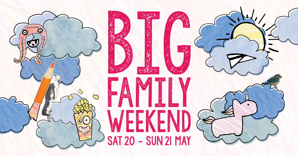Big family weekend