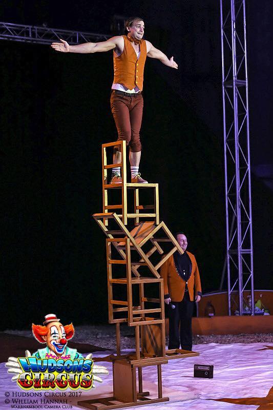hudsons circus 5