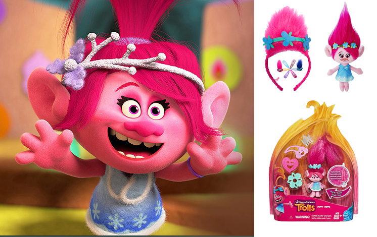 Trolls pic and product