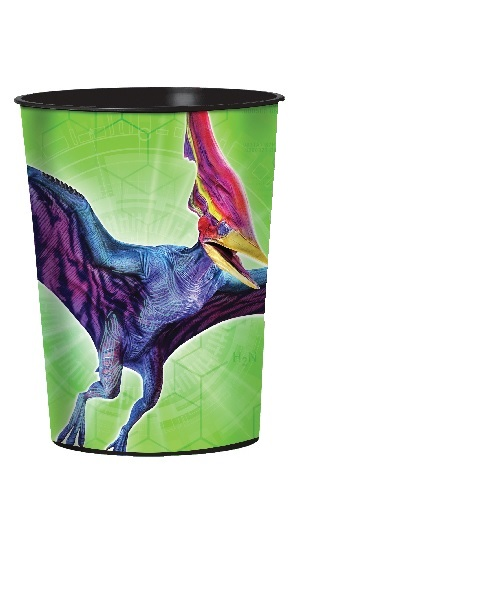 Jurassic World Favor Cup, RRP $1.50